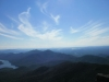 view from the top of the world, white face mountain, NY