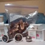 mushroom processing kit